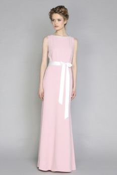 Bridesmaid dress pink dresscode