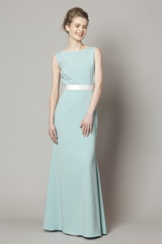mint bridesmaid dress from dresscode