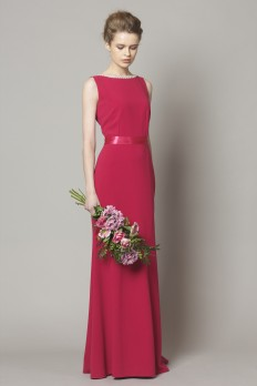pink bridesmaid dress from dresscode