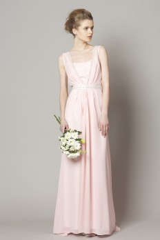 pink bridesmaids dresses from dresscode made in ireland