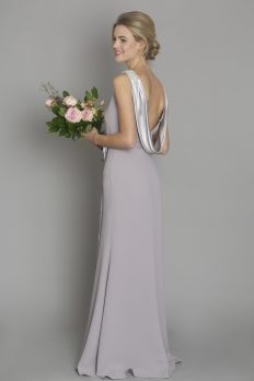 light-grey-cowl-back-dress-bridesmaids-2017-from-dresscode