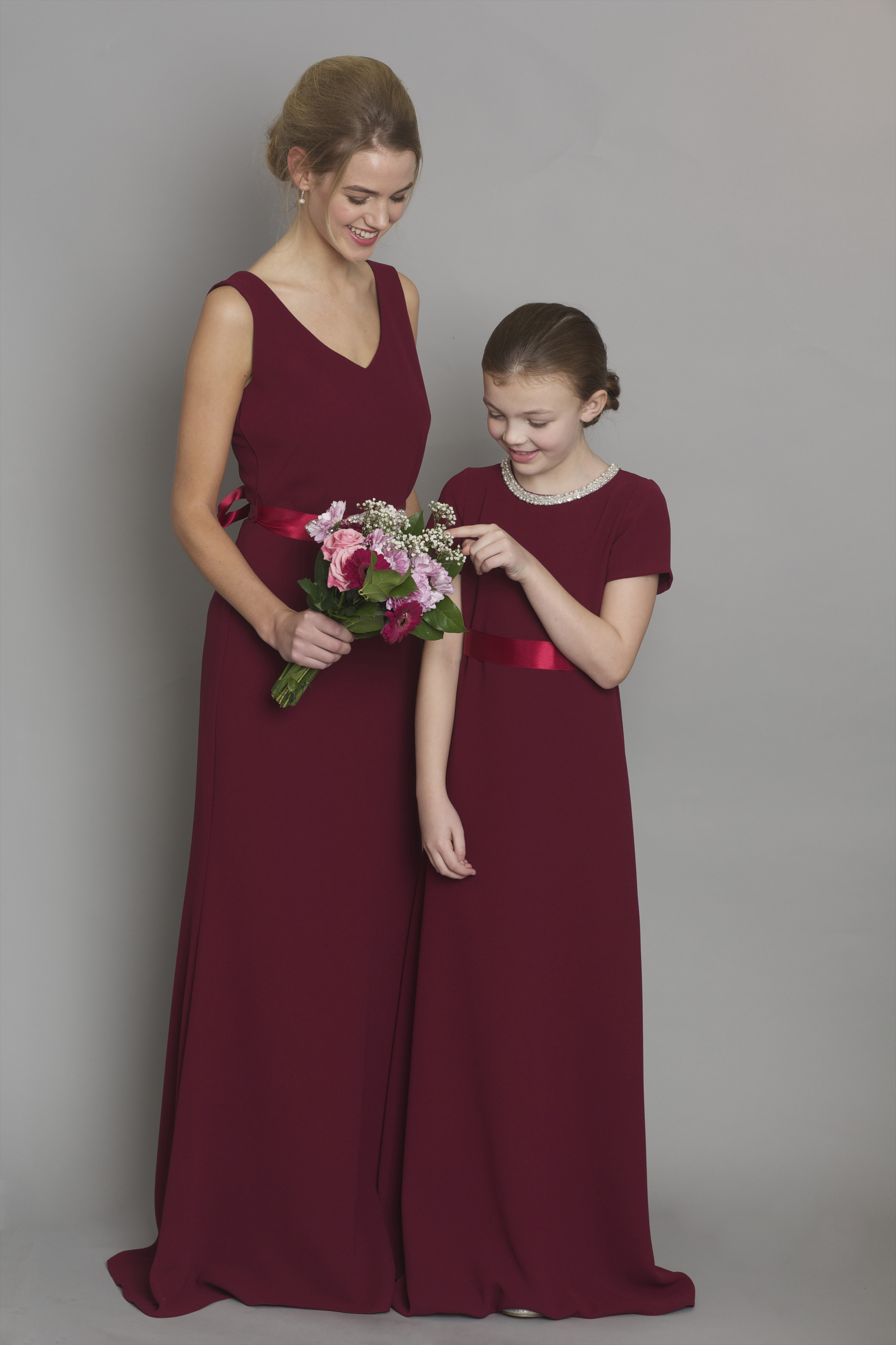 Mulberry DC1179 | Bridesmaid Evening & Debs Dresses from Dresscode