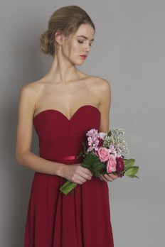 red-berry-bridemaid-dress-dresscode