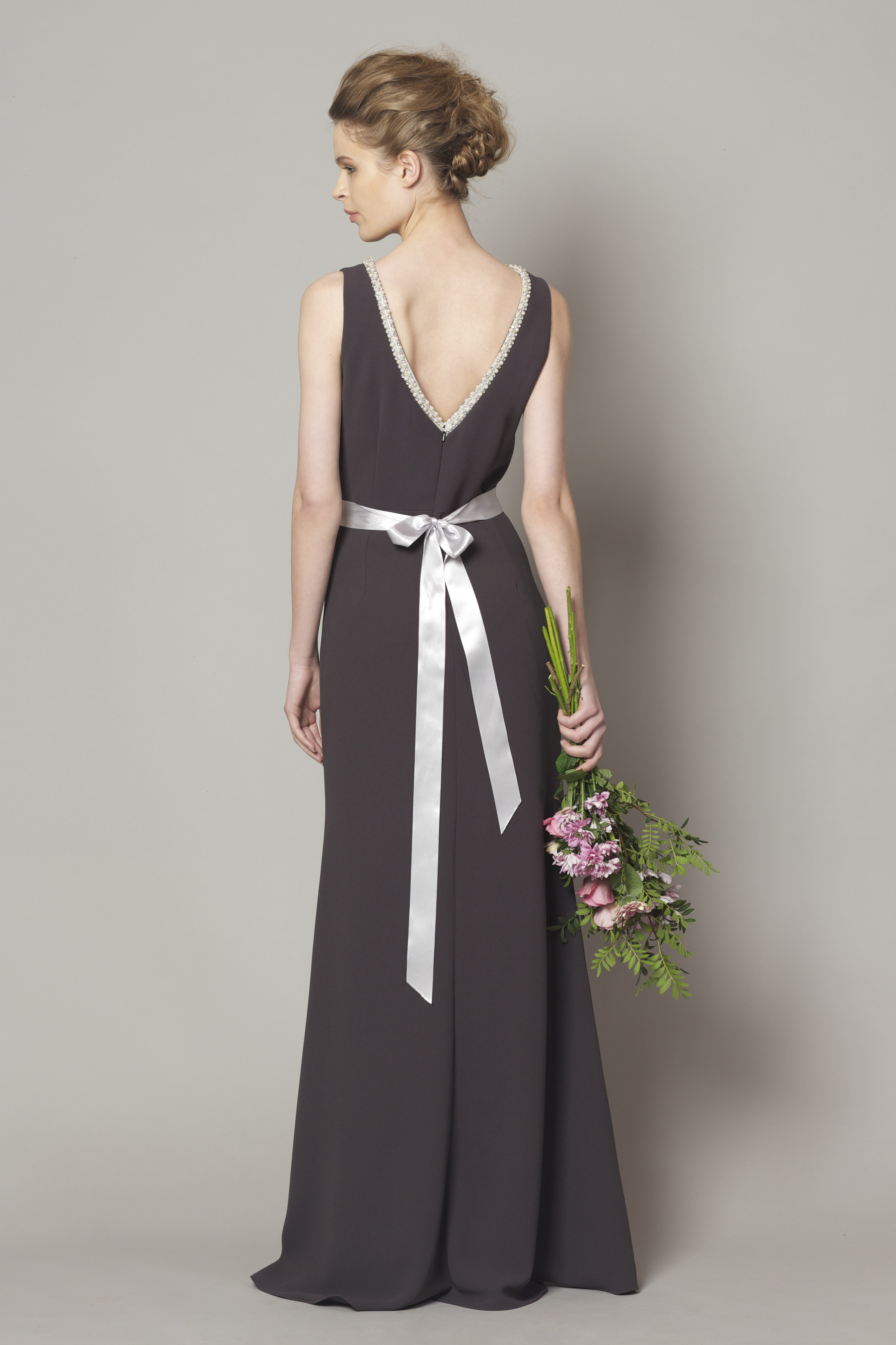 ade7179c77706 Slate Grey style DC1170 - Bridesmaid Evening   Debs Dresses from ...