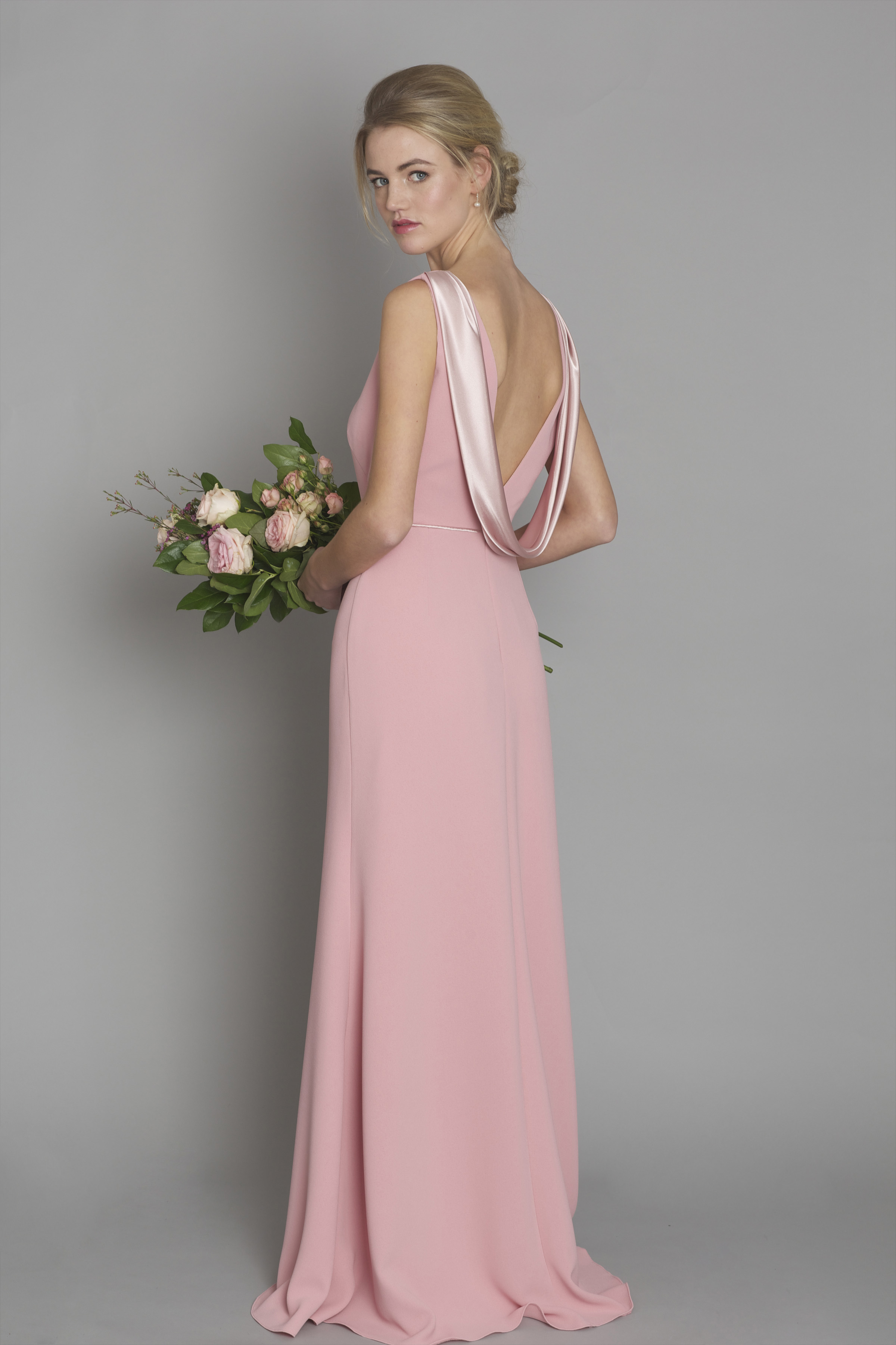 09661e362c4df Rose Pink style DC1181 - Bridesmaid Evening   Debs Dresses from ...