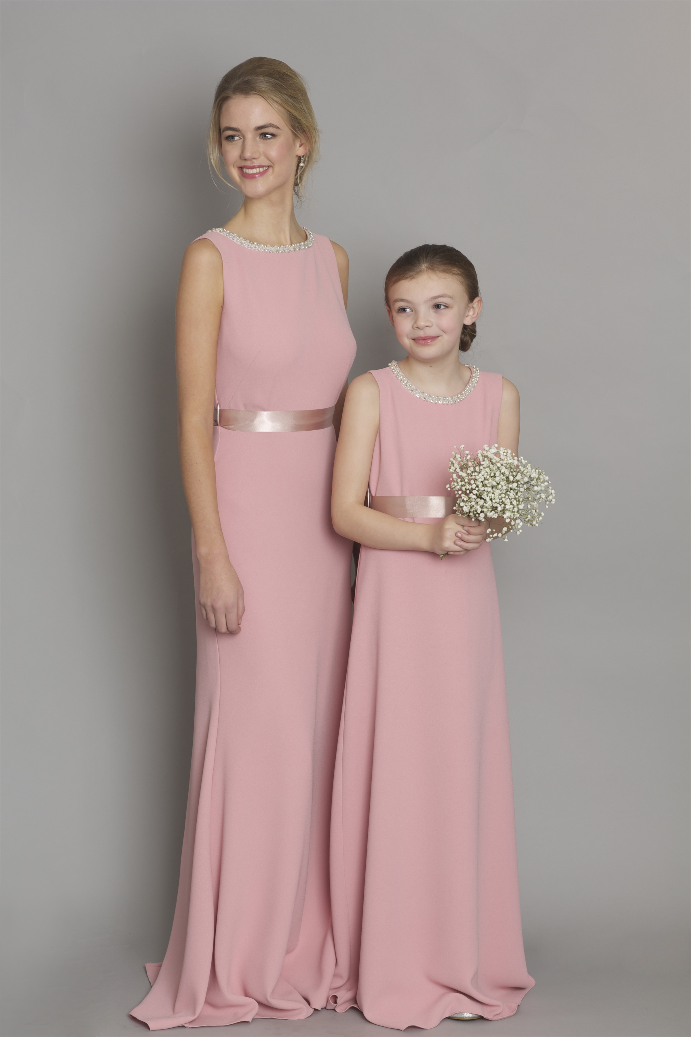 5b5b663af17 Rose pink style DC1170 - Bridesmaid Evening   Debs Dresses from ...